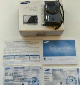 Фотоаппарат samsung IT100