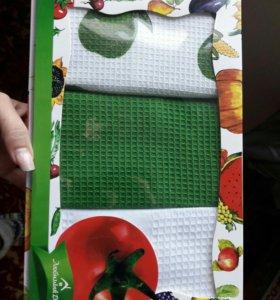 Комплект из 3х полотенец