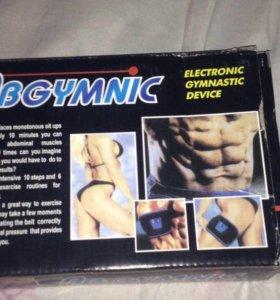 Пояс ABGYMNIC Electronic Gymnastic Device.