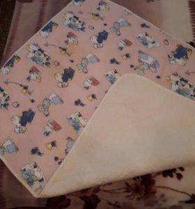 Демисезонное детское одеяло