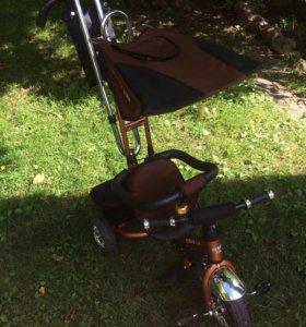 Детский трехколёсный велосипед Lexus trike