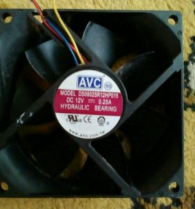 Вентелятор AVC