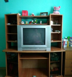 Стеночка по телевизор Телевизор