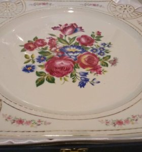 Набор для торта kfz porcelain