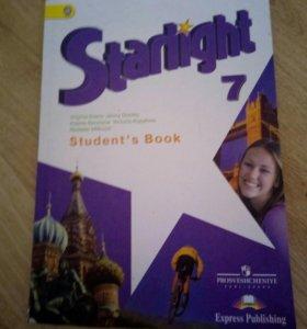 Учебник Starlight 7 класс
