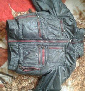 Куртка Осенняя 146см рост