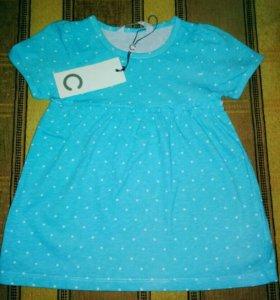 Новое платье _92 см