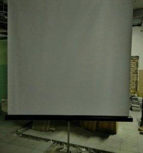 Универсальный экран-трансформер для проектора