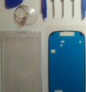 Сенсорное стекло для Samsung galaxy s3
