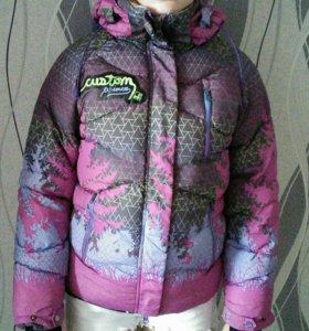 Куртка зимняя Спортмастер.