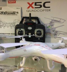 Квадрокоптер SYMA 5XC