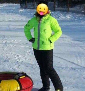 Лыжный костюм L44