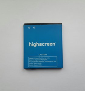 Батарея на Highscreen Pure J (оригинал)