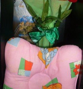 Подушки для новорожденной