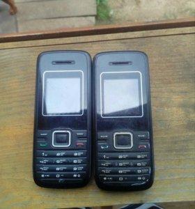 2 телефона