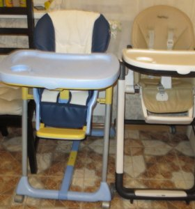 Продам 2 стульчика для кормления