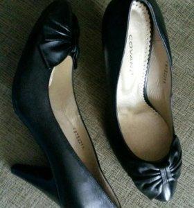 Туфли Covani новые 39 р-р кожа