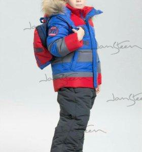 Новый зимний костюм Билеми
