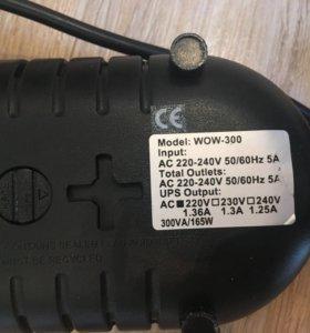 Источник бесперебойного питания Powercom WOW 300