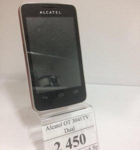 Alcatel OT 3041TV Dual
