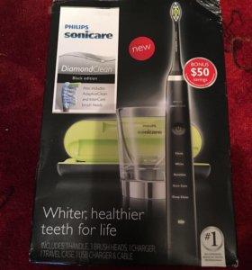 Зубная щётка Philips sonicare