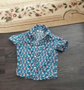 Рубашка в идеале