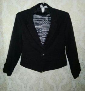 Укороченный пиджак/Жакет