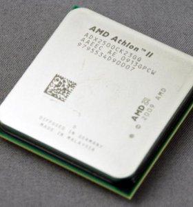 Базовая частота процессора(мгц) 3000 2-ядерный