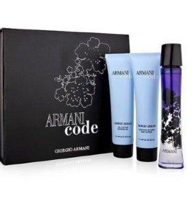 """Подарочный набор Giorgio Armani """"Armani Code"""""""
