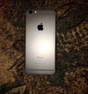 IPhone 6s 64gb LTE Space Gray