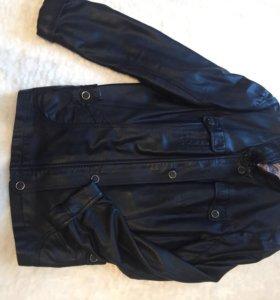 Кожаная куртка 🌸