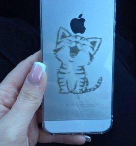 Чехол на iPhone 5, 5s, iPhone SE
