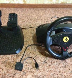 """Игровой руль """"ThrustMaster Ferrari GT Experience"""""""