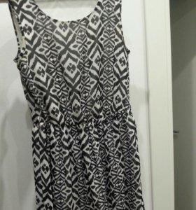 Платье летнее:)