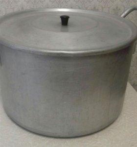 Кастрюля алюминевая 20 литров