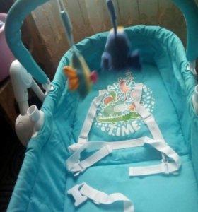 Качели для новорожденых