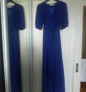 Платье (в пол )