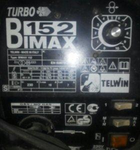 Сварочный полуавтомат Bimax 152 turbo