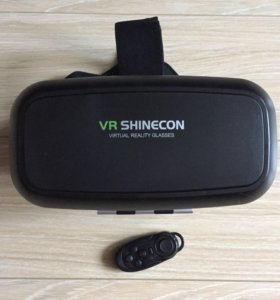 VR Shinecon Pro Очки виртуальной реальности+Пульт