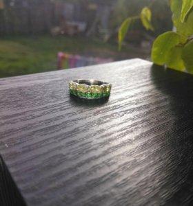 Серебро,кольца.