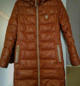 Синтепоновое зимнее пальто