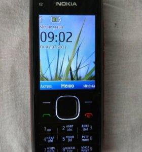 Nokia X 2-00