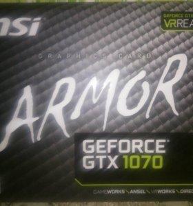 Видеокарты GTX 1070 ARMOR 8 G