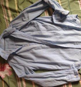 Рубашка Zara подростковая