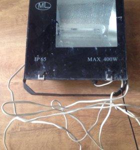 Прожектор металлогалогенный 400W