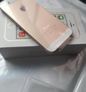 Продам iPhone 5s gold 16g