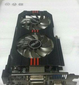 Видеокарта GTX650TI