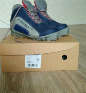 Ботинки Tehno  для беговых лыж, 36 р