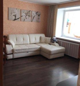 Квартира, 2 комнаты, 40.9 м²