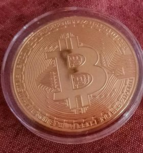 Монета коллекционная сувенирная